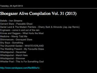 Shoegazer Alive Compilation