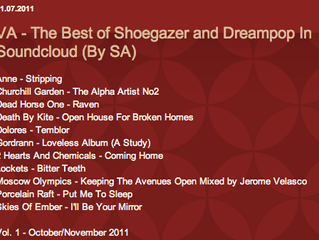 Best of Shoegazer and Dreampop