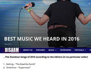 DISARM Magazine Best of 2016