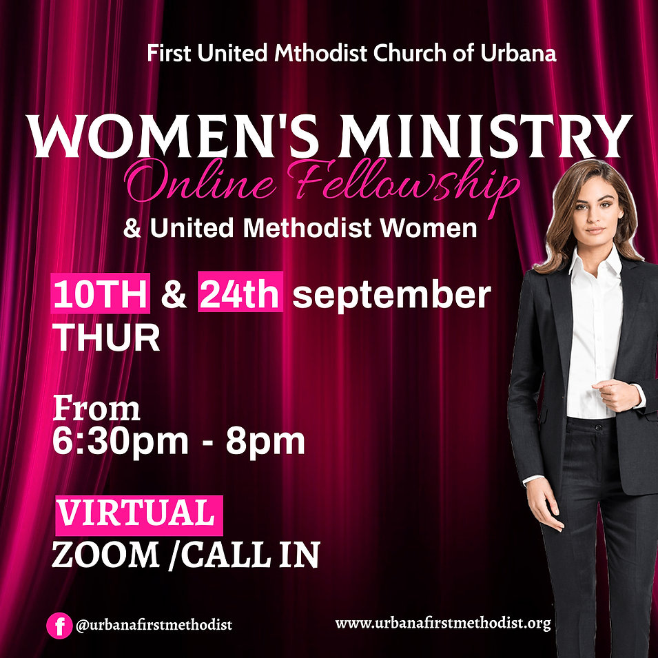 Copy of womens ministry flyer template (