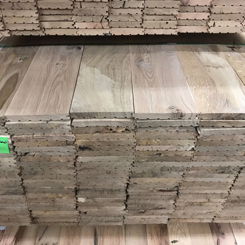 "Forest Floor Oak! 7"" for $6.75 PSF"