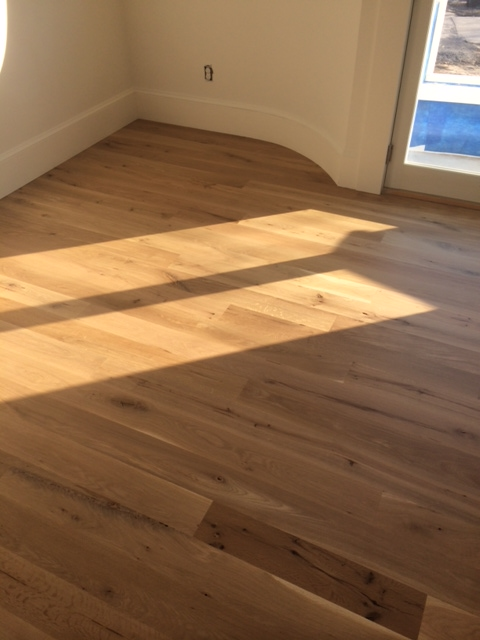 Forest Floor Reclaimed Oak
