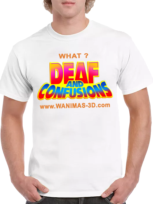 What ? Deaf and Confusions