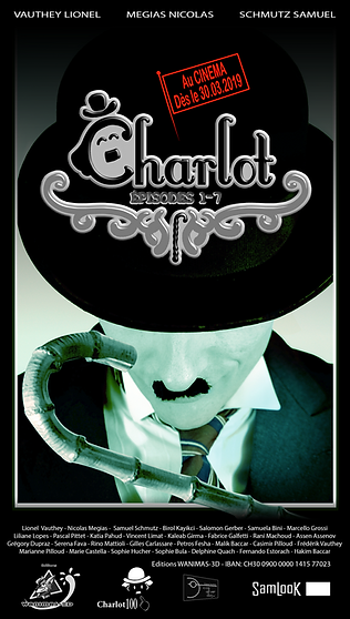 Charlot 1-7 Cinéma