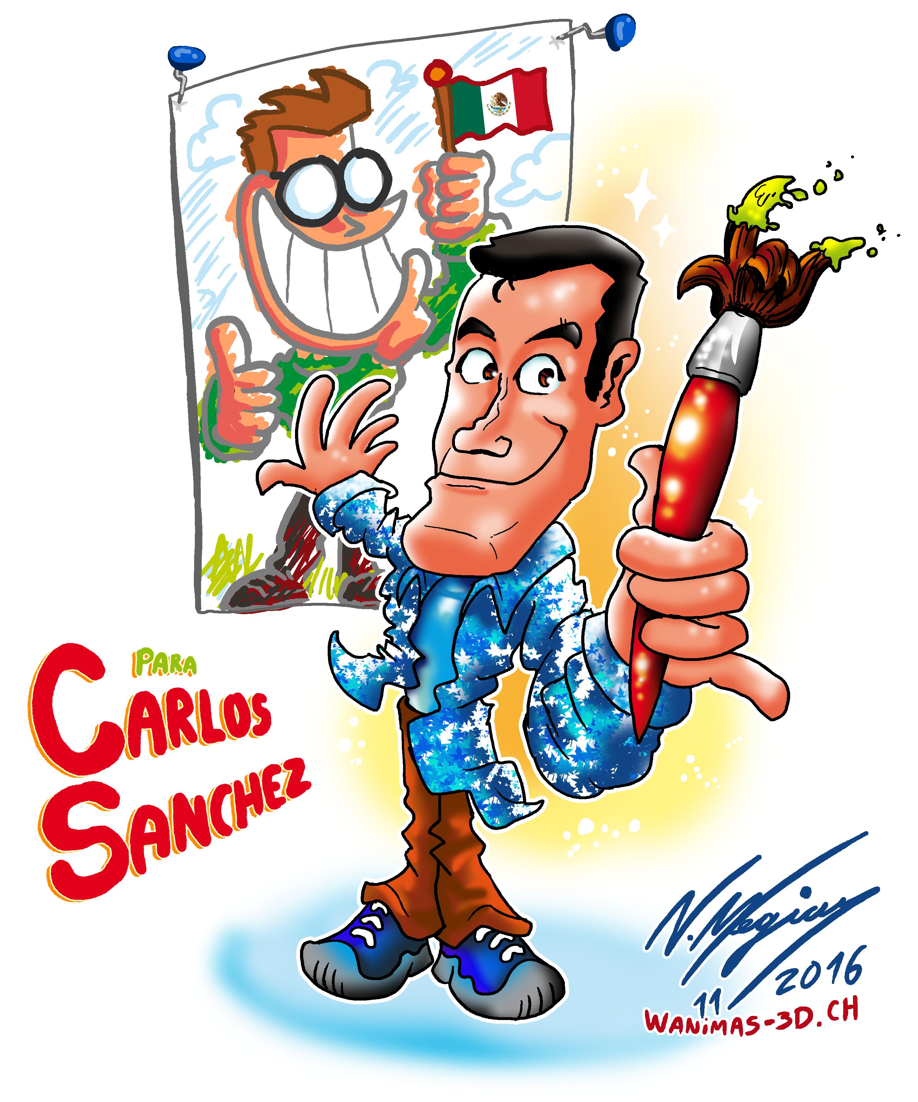 Carlos Sanchez 11.2016