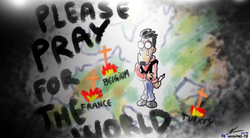 Pray for the world 2016