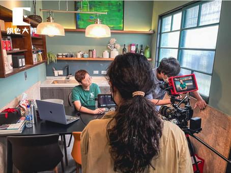 【 開麥拉!DreamVok 、同心圓設計影像,同錄長輩送餐服務推動以來的理念與經驗分享】