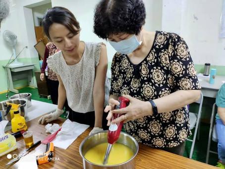 【合作串連,從台南到嘉義的手作皂】