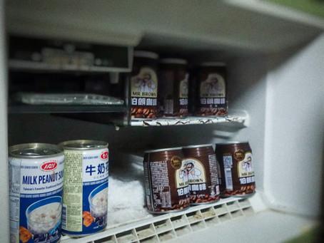 【每週一信EP.97】長輩的冰箱裡,全是伯朗咖啡
