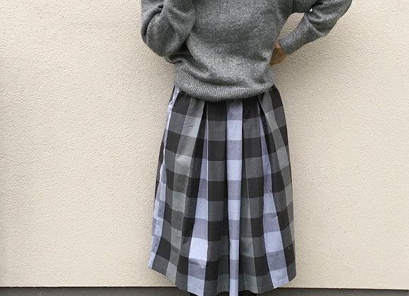 Pohodlná bavlněná sukně - vel. S