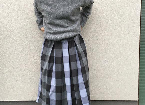 Pohodlná bavlněná sukně  - vel. M
