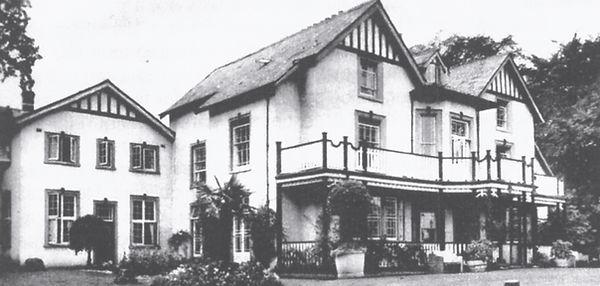 BCW Derwen Fawr House Old
