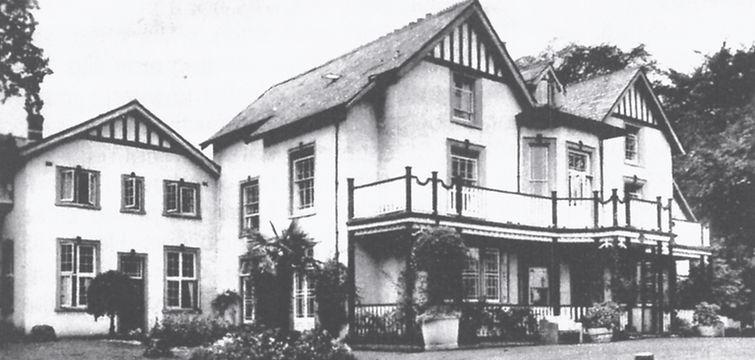 BCW Derwen Fawr House
