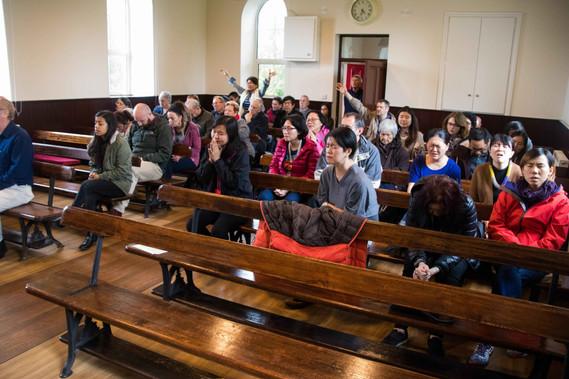 pisgah chapel