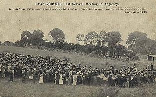 Evan Roberts' Revival Meeting