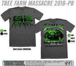 Tree Farm Massacre 2016 - PAINT BALL