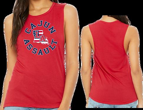 Cajun Assault Ladies Tank