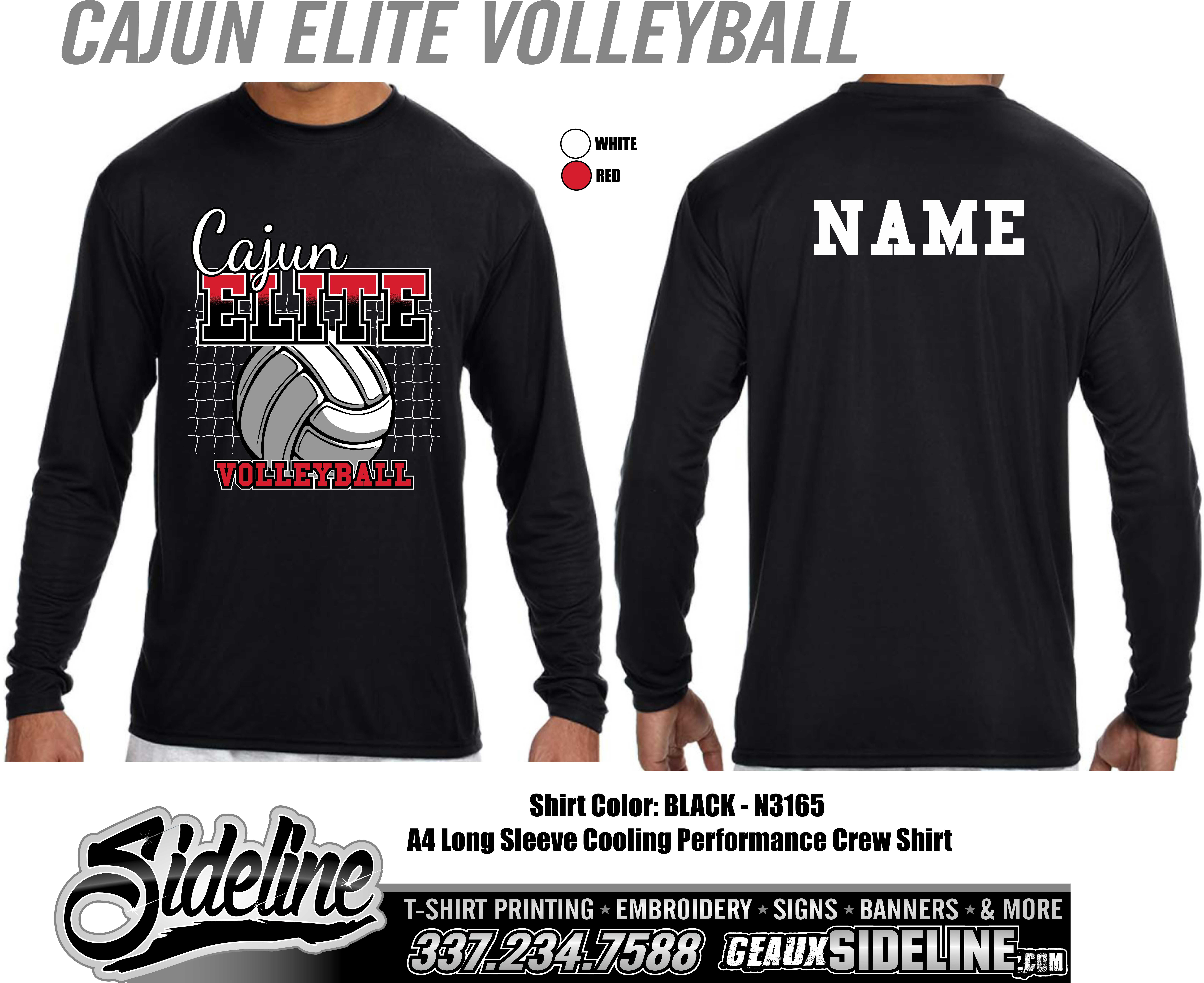 CAJUN ELITE VOLLEYBALL