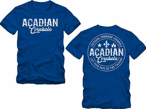 Acadian Cornhole Shirts