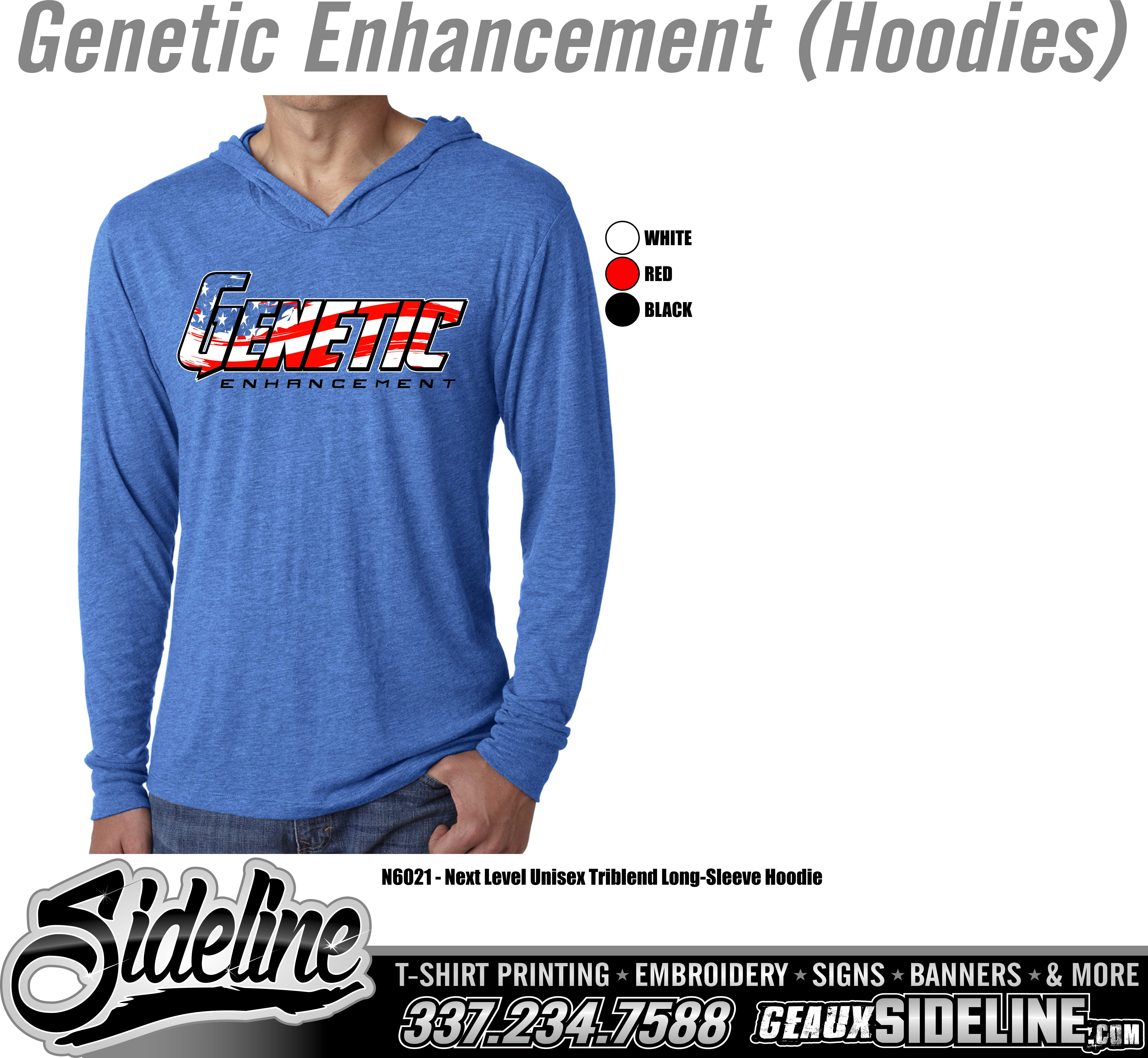 Genetic Enhancement (Hoodies)