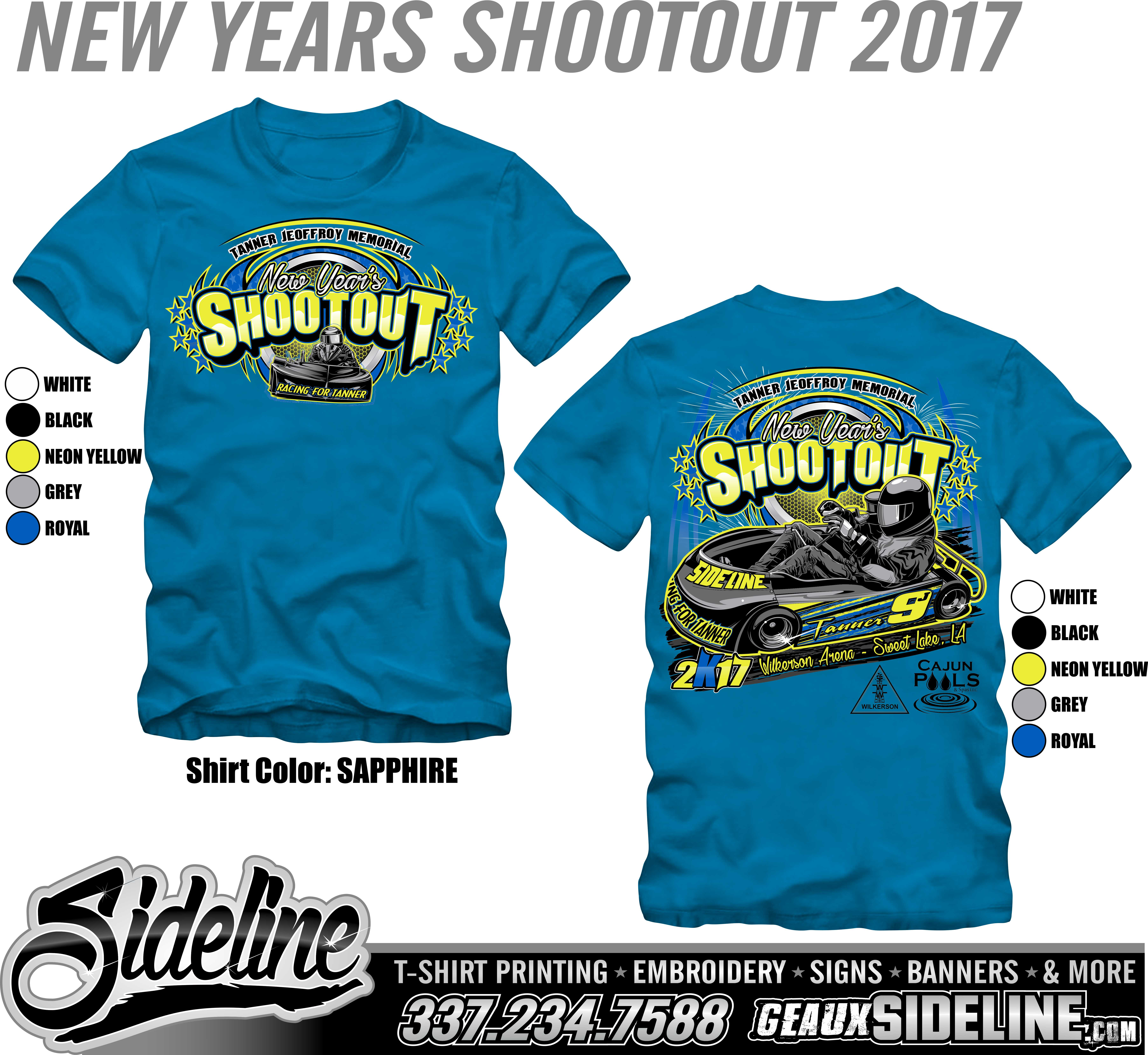 NEW YEARS SHOOTOUT 2017