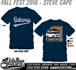 FALL FEST 2016 - STEVE CAPE