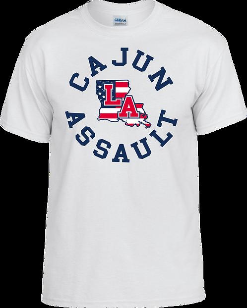 Cajun Assault Cotton Shirts