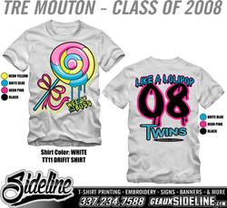TRE MOUTON - CLASS OF 2008