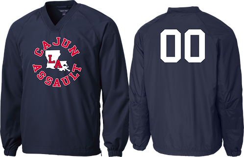 Cajun Assault Player Pullover (Players Only)
