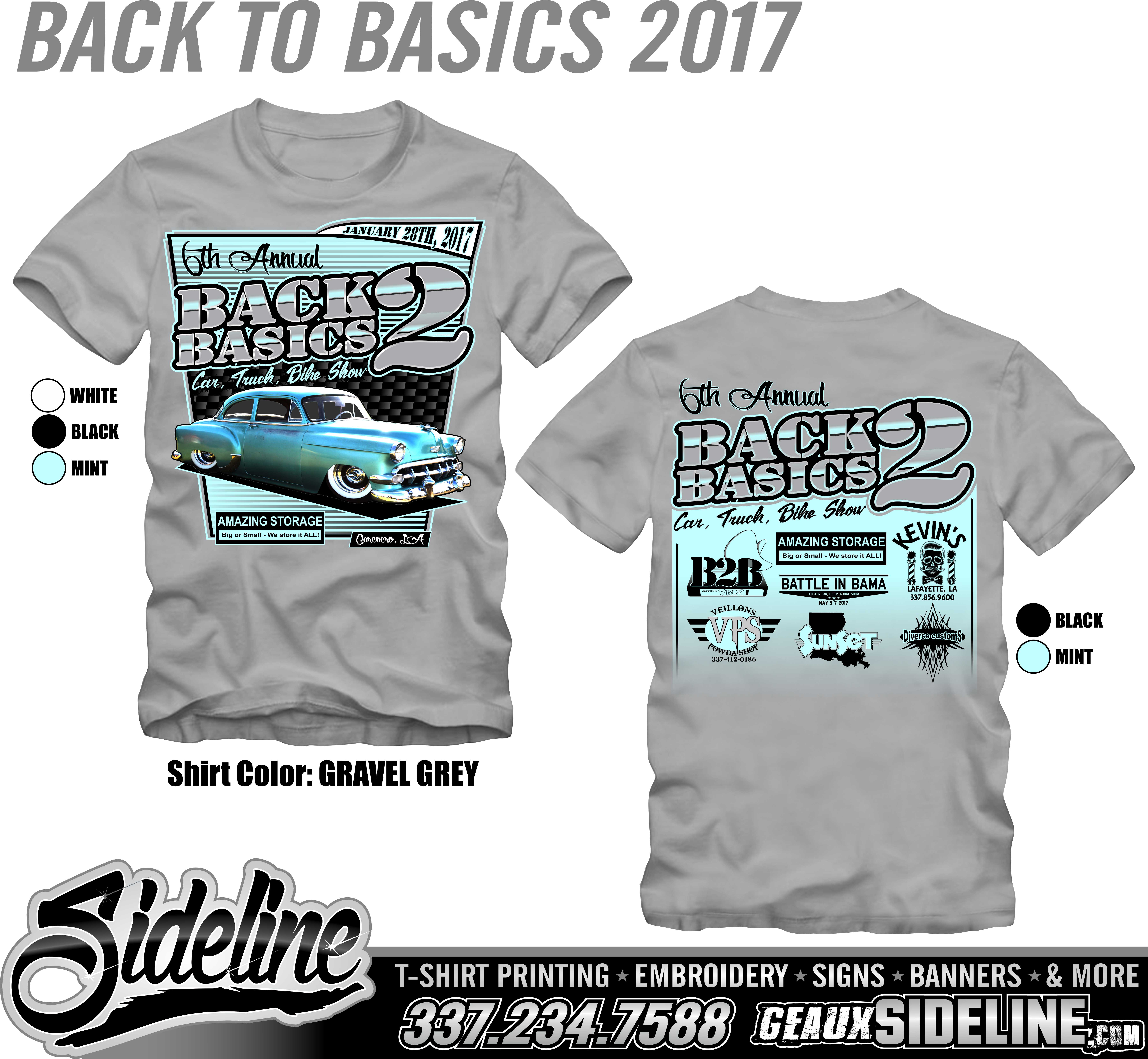 BACK TO BASICS 2017