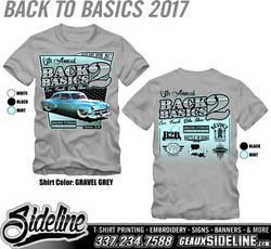 BACK TO BASICS 2017