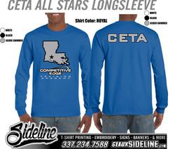 CETA ALL STARS LONGSLEEVE