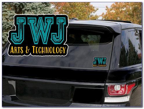 JWJ Vehicle Decal