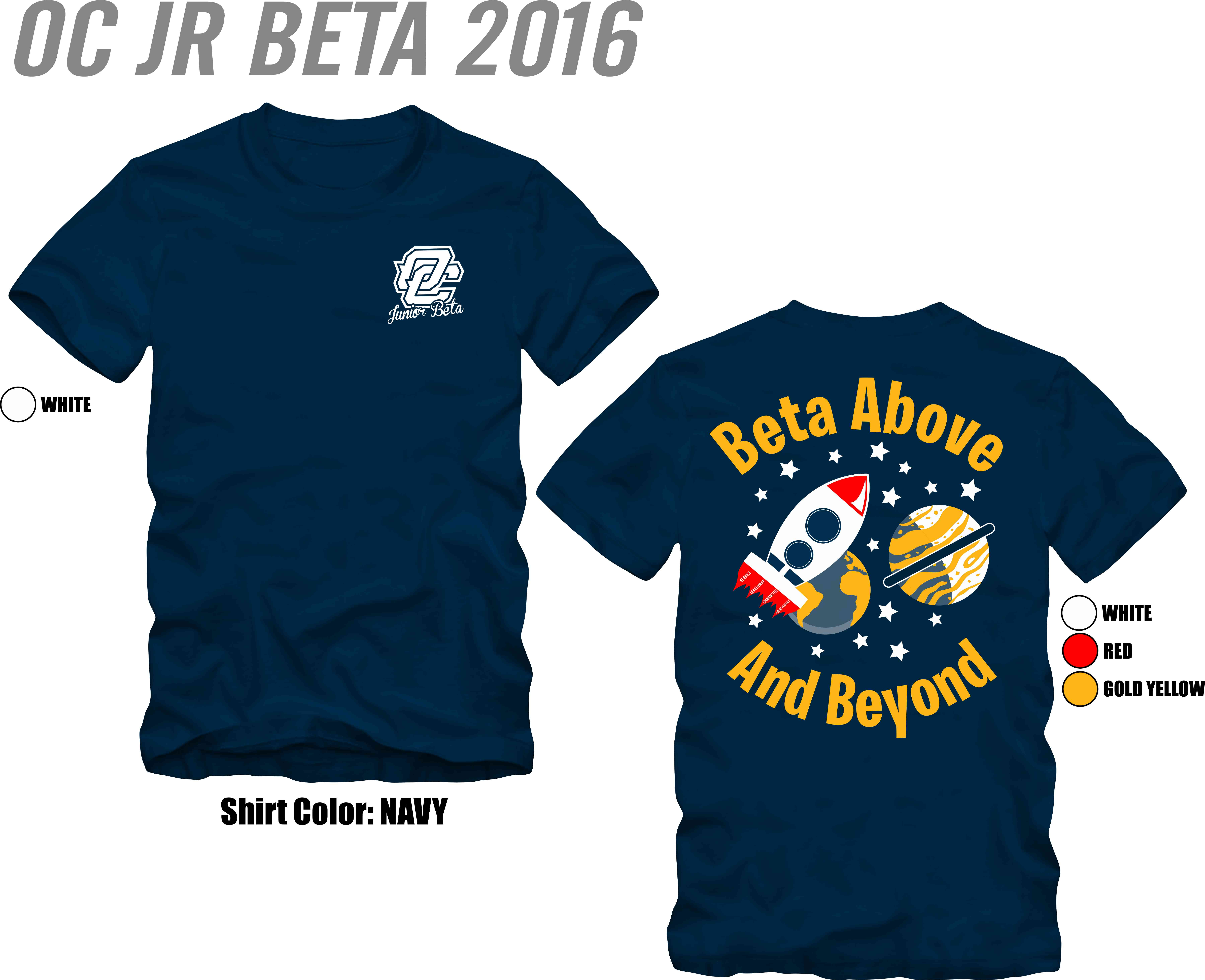 OC JR BETA 2016