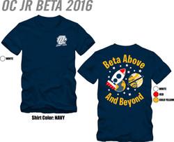 OC JR BETA 2016