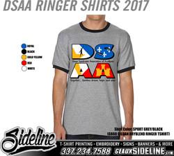 DSAA RINGER SHIRTS 2017 - G860(2)