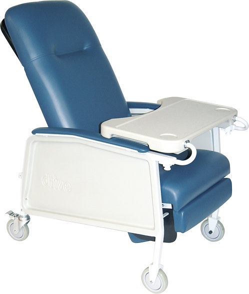 3-POSITION RECLINER, BARIATRIC