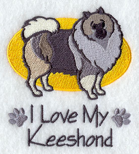 Image for Keeshond Towel