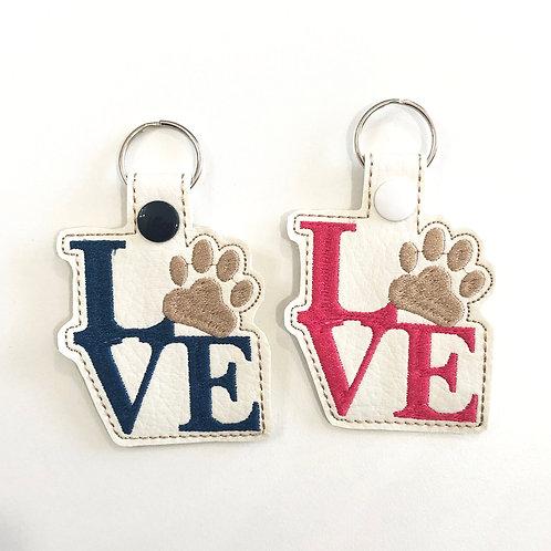 Love Key Fob
