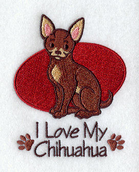 Image for Chihuahua Towel