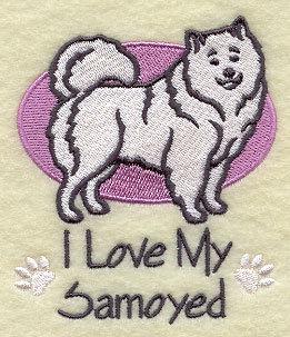 Image for Samoyed Towel