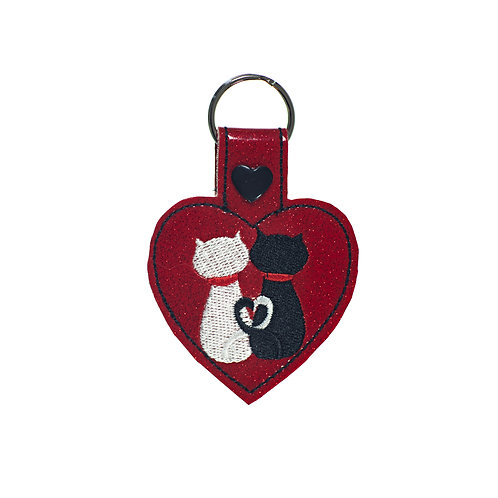 Cat Lovers Key Chain Gift