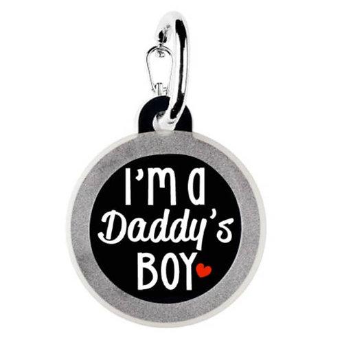 I'm A Daddy's Boy Bad Tag