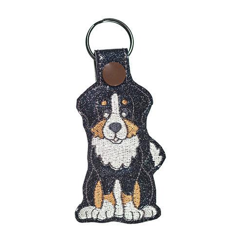 Australian Shepherd Key Fob Gift For Dog Lovers