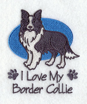 Image for Border Collie Dog Towel