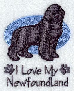 Image for Newfoundland Dog Towel