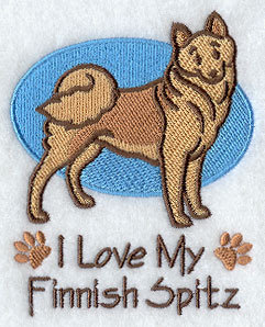 Image for Finnish Spitz Towel
