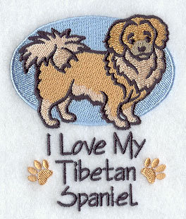 Image for Tibetan Spaniel Towel
