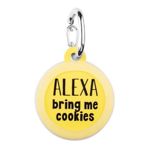 Alexa Bring Me Cookies Bad Tag