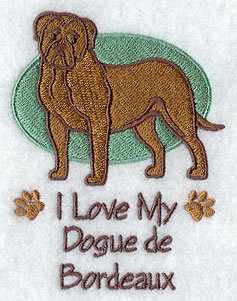 Image for Dogue de Bordeaux Towel